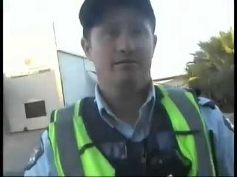 Stoned Victorian Police Officer - Hilarious