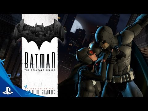 BATMAN - The Telltale Series - World Premiere Trailer | PS4, PS3