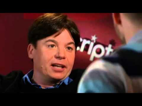 Unscripted with Mike Myers and Justin Timberlake