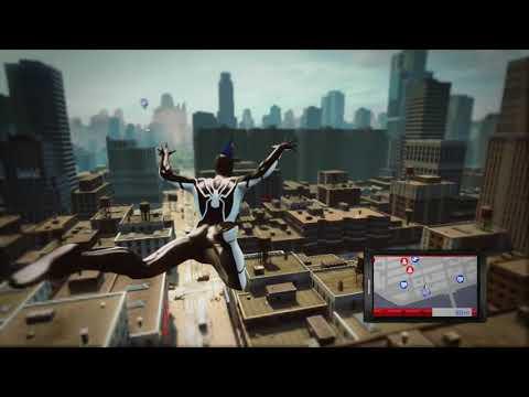The Amazing Spiderman - Guía Todos los Trajes - HD