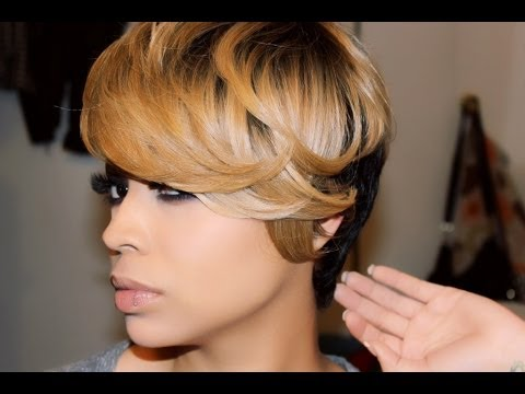 Youtube Short Lace Front Wigs 87