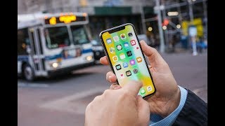 iPhone X - The Greatest Christmas Present Ever!  iPhoneX Review