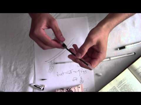 Cum se repară un pix (tutorial)