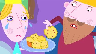 Ben and Holly's Little Kingdom | The Queen Bakes Cakes | Triple Episode #16