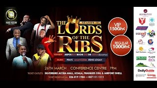 BOVI, BUCHI, AKPORORO, DKB - THE LORD OF THE RIBS
