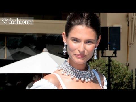 Bianca Balti For De Grisogono - Photo Shoot In Cannes | Fashiontv - Ftv video