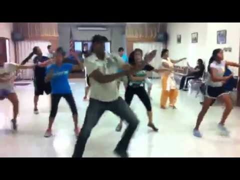 Bhangra (dance) Class With Balu Singh video