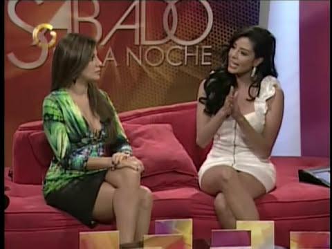 Kerly Ruiz habla de Jose Gregorio Araujo (La Bomba) en Sabado en la Noche (Globovison)
