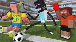 FINAL DA COPA DO MUNDO no MINECRAFT