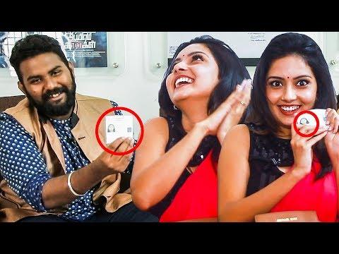 Aadhaar Card Tholanju Pona Kuda Neenga-Nu Teriyathu   Inside Mahima Nambiar's Handbag thumbnail