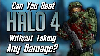 Can You Beat Halo 4 Without Taking Any Damage?