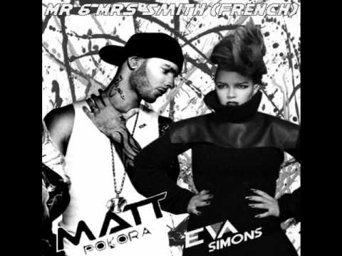 M. Pokora Ft. Eva Simons - Mr & Mrs Smith (French)