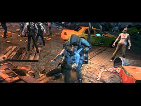 Resident Evil: Operation Raccoon City Launch Trailer