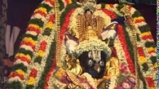 Thirunarayur NachiyarKovil  -Garuda Sevai - Santhi Speech on Bakthi Pamali on Tamil Radio
