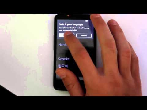 Instalowanie Windows Phone 7 na HTC HD2 Installation WIndows Phone 7 on HTC LEO WP7 WP8
