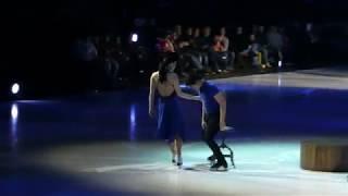 "Stars on Ice Hamilton 2018 ""Shape of you"" with Virtue & Moir, Weaver & Poje, Duhamel & Radford"