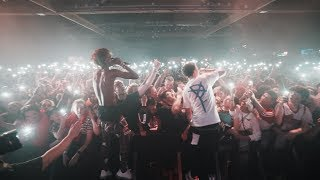 "Lil Mosey TV: ""Juice Wrld Tour"" Ep 1"