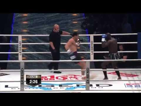 Азербайджанец Забит Самедов  vs Мелвин Манхоф