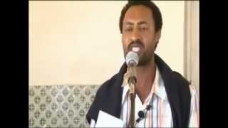 Ethiopian Muslims  Poem By Munir Hussain Against Government backed Mejlis Ahbash   Ethiopian news mp