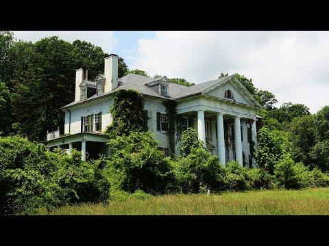 ABANDONED PLACES : Selma Plantation Mansion