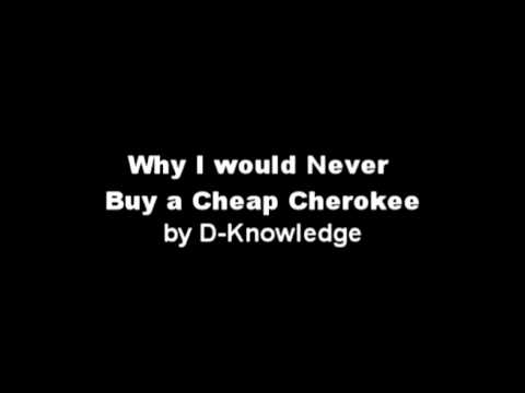 D-Knowledge-Never Buy a jeep Cherokee Video