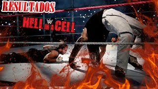 Resultados WWE Hell in a Cell 2014 Loquendo (SL3000)