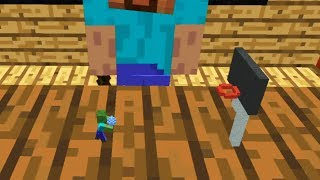 Monster School: Basketball (Minecraft Animation)