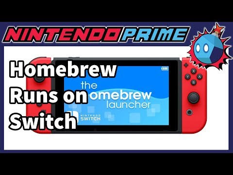 Switch Has Been Hacked! Again. This Time for Full Homebrew Support