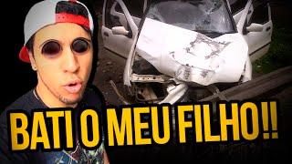 BATI O MEU FILHO!  :'(
