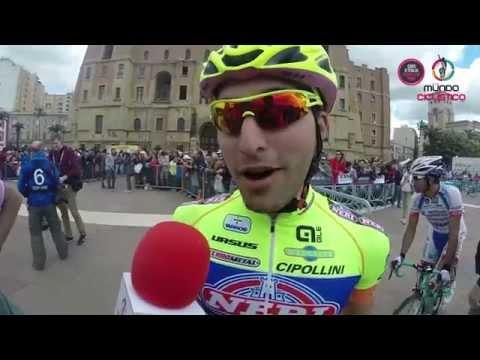 Revista Mundo Ciclistico: Ramón Carretero, primer Panameño en el Giro de Italia 2014