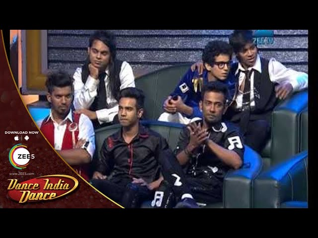 Dance India Dance Season 4  February 09, 2014 - Swarali & Amar's Performance