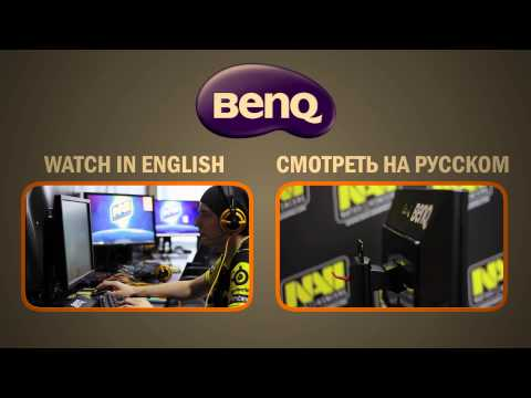 Review BenQ XL2420T (in English and Russian)