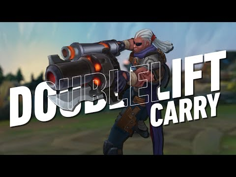 Doublelift - CARRYING FEAT. FEBIVEN