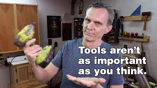 18 things every beginning woodworker should know