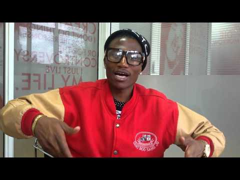 OCTOPIZZO: I Want To Be The President Of Kenya One Day