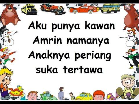 download lagu AMRIN MEMBOLOS  - Lagu Anak - Cipt. Pak gratis