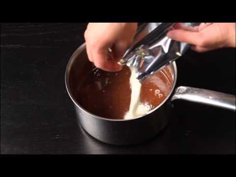 Как сделать трюфели из молочной смеси