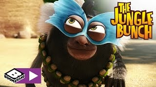 Captain Cahouete | The Jungle Bunch | Boomerang