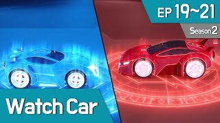 Power Battle Watch Car S2 EP 19~21 (English Ver)