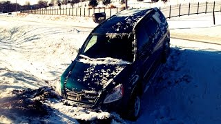 The ULTIMATE Winter Car Crashes COMPILATION! - [2015]