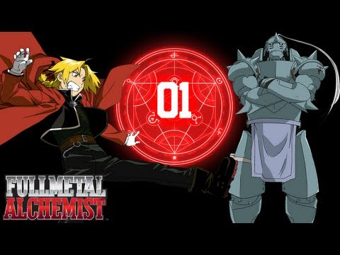 Fullmetal Alchemist & The Broken Angel | Episode 1 - Let's Go! video