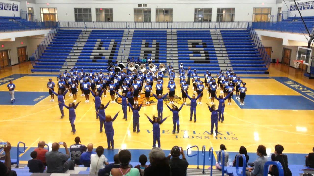 Westlake High School Dance Team Westlake High School Marching