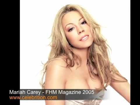 Mariah Carey - Photoshoot for FHM Magazine 2005