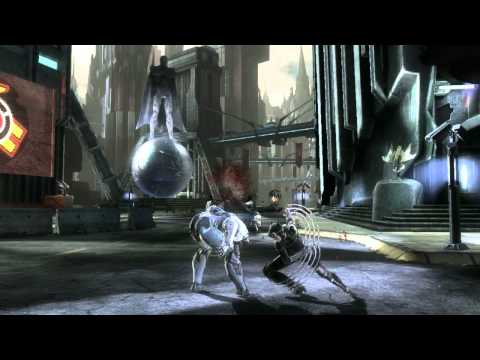 Injustice:Gods among us GAMEPLAY[CATWOMAN]