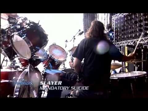 Slayer live Rock Am Ring 2005 DVD(HD)(FULL CONCERT)