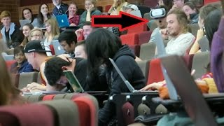 VIRTUAL PORN IN UNIVERSITY PRANK!!