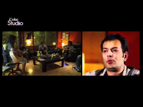 Larsha Pekhawar Ta, Hamayoon Khan - Bts, Coke Studio Pakistan, Season 5, Episode 1 video