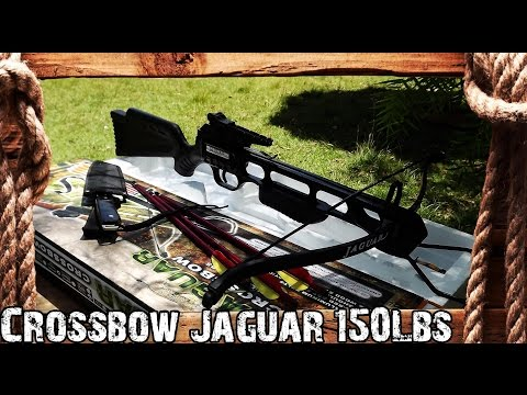 Crossbow Jaguar 150 lbs -