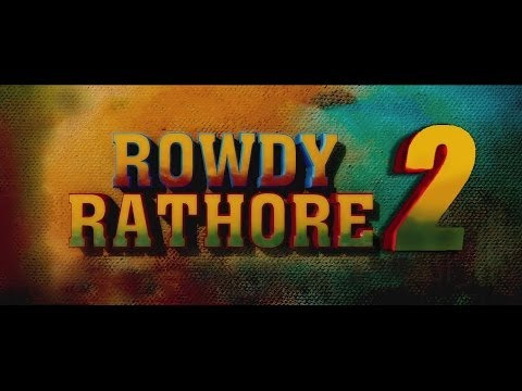 Rowdy Rathore 2 | Official Trailer 2015 | Akshay Kumar I Katrina...
