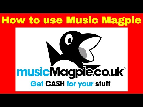 How to use Music Magpie to sell your CDs & DVDs